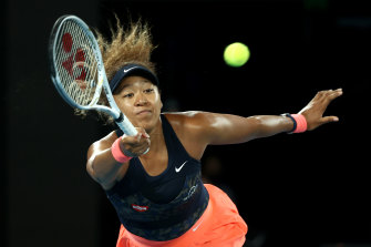 Naomi Osaka proved too good, securing her second Australian Open and fourth grand slam singles title.