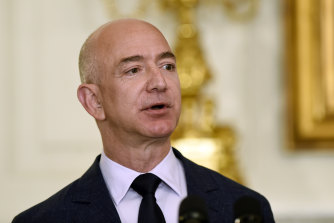 Amazon's shares lump after its earnings has seen founder Jeff Bezos lose the top spot on the world's rich list.