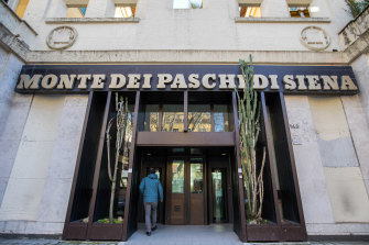 Founded in 1472, Monte dei Paschi di Siena is set to be swallowed by UniCredit.