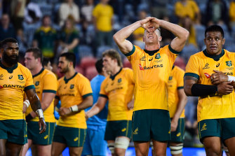 Rugby Australia's poor financial position is cause for concern.