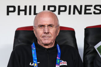 An agent has applied on Sven-Goran Eriksson's behalf for the vacant Newcastle Jets job.