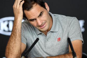 Roger Federer has undergone knee surgery.