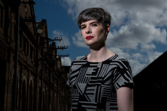 Director of Sydney Writer's Festival Michaela McGuire.