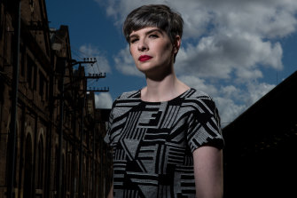 Michaela McGuire will start earlier than she expected on next year's Sydney Writers' Festival.