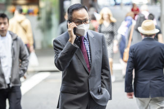 Property broker William Luong told ICAC he had worked with Daryl Maguire on an attempted sale of land owned by the Waterhouse family.