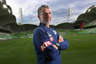 Coach Marco Kurz is confident Melbourne Victory can turn their season around.