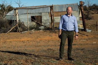 NSW Environment Minister Matt Kean wants a green-led recovery from COVID-19 for the state's economy.