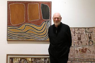 Bill Nuttall at Niagara Galleries.