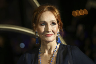 J.K. Rowling, who has clashed with critics on social media for her posts on gender and sex, was among those who signed the Harper's letter.