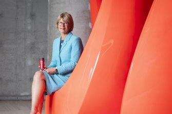 Alison Watkins, Coca-Cola Amatil's chief executive officer, has said Australia should put more focus on premium manufacturing.