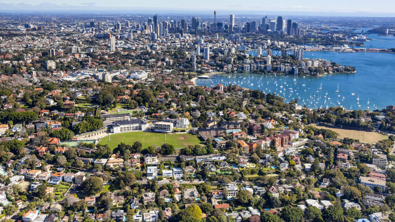 Sydney needs to decentralise its population.