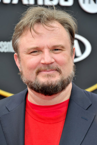 Houston Rockets' general manager Daryl Morey.