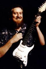 Blues musician Peter Gelling