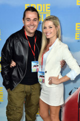 Shannon Bennett has separated from his TV star wife Madeleine West.