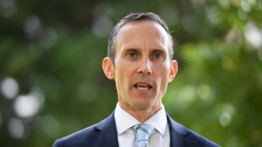 "Labor's charities spokesman Andrew Leigh accused the Coalition of ""waging a war"" on the sector."