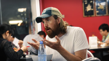 Atlassian's Mike Cannon-Brookes says his company wants to set an example for others by sourcing 100 per cent of its electricity from renewable energy by 2025.