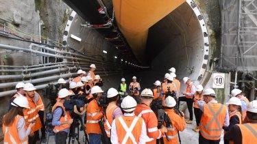 Premier Gladys Berejiklian vows to start planning on four new metro routes.