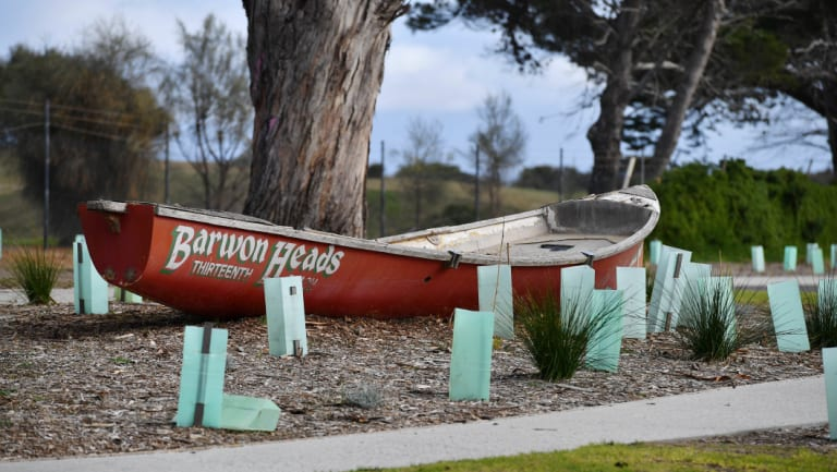 Georgie Stephenson grew up in Barwon Heads on the Bellarine Peninsula and attended the local primary school.