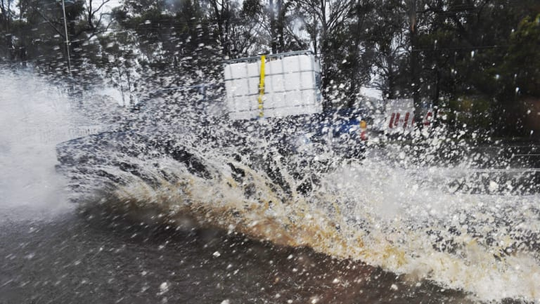 Sydney's 'one-in-a-100 year' rain event this week left a damage bill of at least $10 million.