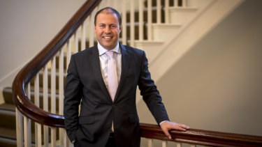 Josh Frydenberg, Minister for Enviorment and Energy.