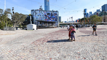 Federation Square is not working as a public space, even if we reject the ethos that a public space must pay for itself.