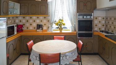 Kitchen in Preston
