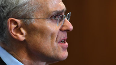 ACCC chairman Rod Sims is concerned about a monopoly in e-conveyancing.