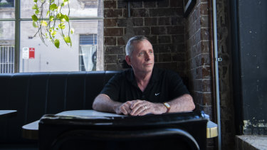 Michael Lynch uses a PCSK9 inhibitor, and credits it with lengthening his life.