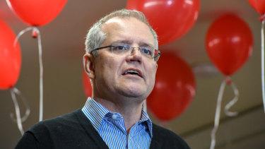 "Mr Morrison said power companies were ""as bad as the big banks""."