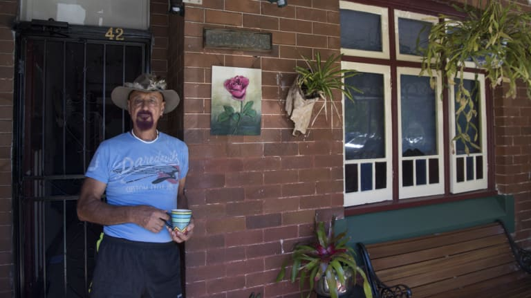 Randwick resident Sam Sarkis believes he will be forced to leave his home by September.
