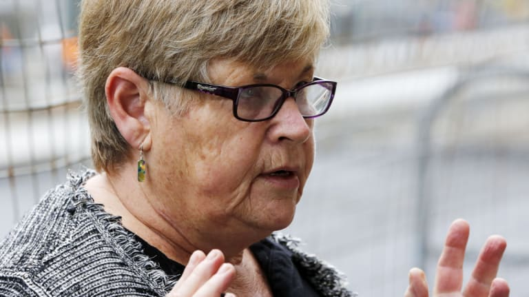 Anthea Halpin's evidence played a crucial part in the investigation.