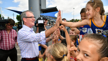 Labor expects to see a benefit in the selection of new leader Michael Daley.