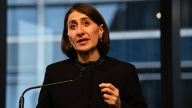 Premier Gladys Berejiklian committed to the deal if the government is returned at the upcoming state election.