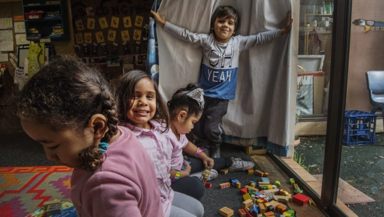 Labor plans to extend subsidised preschool to three-year-olds.