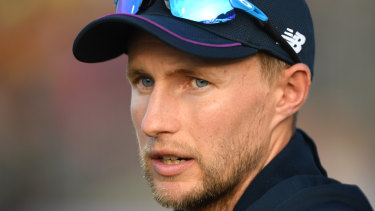 England captain Joe Root cannot play bad cop.