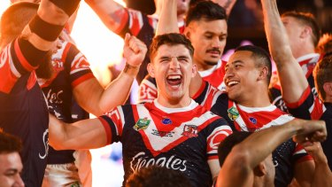 Where will the 2021 grand final end up?