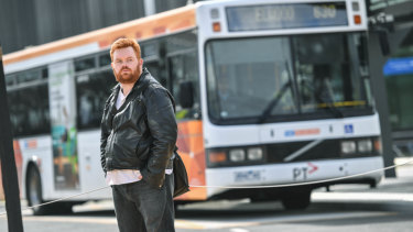 It often takes James WF Roberts anywhere between 40 minutes and an hour to travel by bus from Glen Waverley to Monash University's Clayton campus.