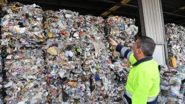The Laverton North SKM recycling facility.