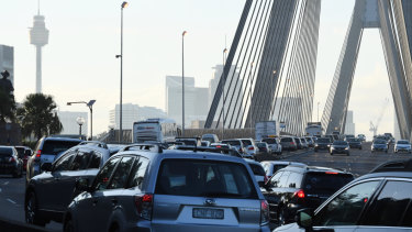 Congestion is buzz. It is energy and vitality.