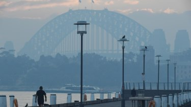More smoky days are in the offing for Sydney as hazard-reduction burns kick up a notch.