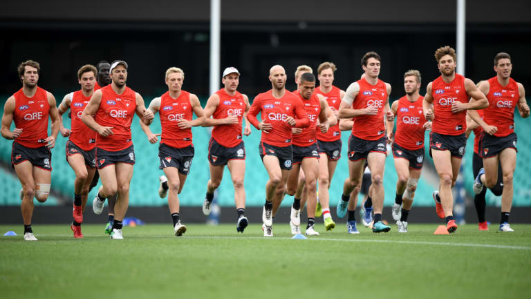 Culture: The Sydney Swans looked done and dusted just weeks ago, but proved people wrong yet again.