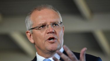 Scott Morrison would prefer to focus on employment not interest rates.