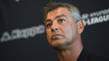 Mark Rudan will coach Western United against his old side in round one.