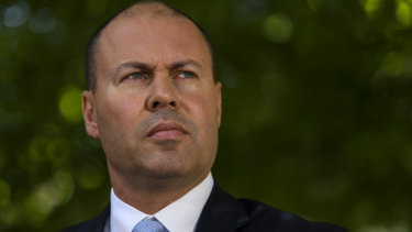 Mr Frydenberg has been touted as a potential future leader of the Liberal Party.