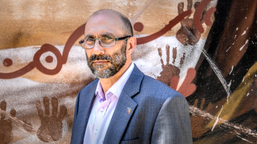 Ian Hamm wants to see a national strategy for financial services to better serve Indigenous Australians.