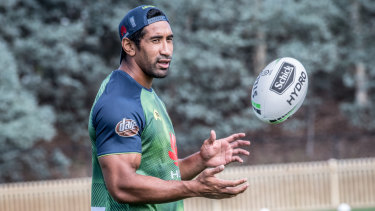 Raiders veteran Sia Soliola has backed the NRL's tough stance on player misbehaviour.