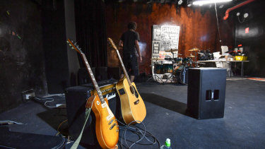 Live music is returning to the Espy.