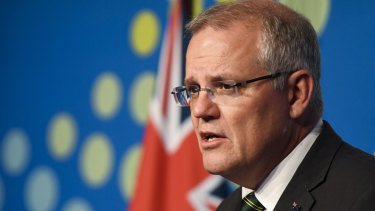 Prime Minister Scott Morrison:  ''Labor are selling out the non-state school sector really significantly.''