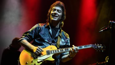 Steve Hackett: ''When you're a new kid on the block, a 19-year-old with two chords to his credit, you have more chance of getting a hit single than someone like me.''