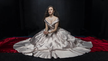 Juliette Di Bello: her love affair with opera is such she cannot  imagine doing anything else with her life.